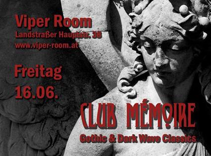 CLUB MEMOIRE - Gothic & Dark Wave Classics