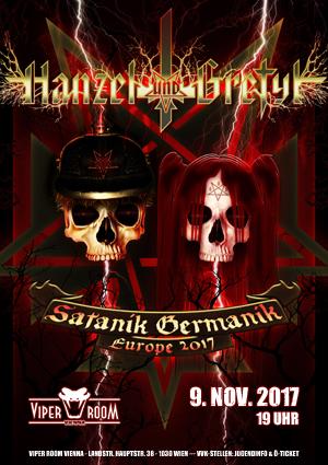 Live: HANZEL und GRETYL, DSCHAGGANATH