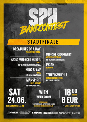 SPH Bandcontest Stadtfinale