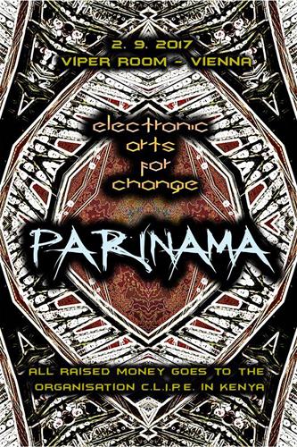 """ELECTRONIC ARTS FOR CHANGE """"PARINAMA"""""""