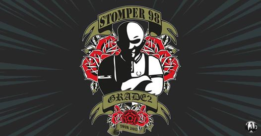 Live: STOMPER 98, GRADE 2, DEALER'S CHOICE