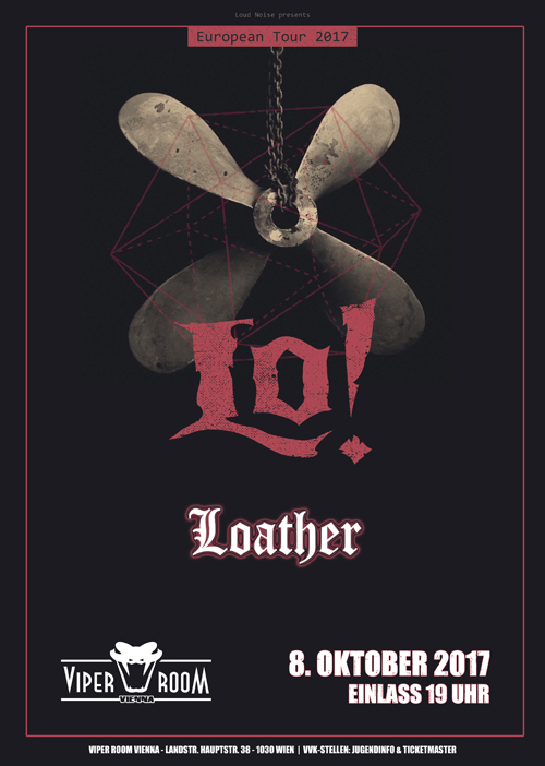 Live: LO!, LOATHER