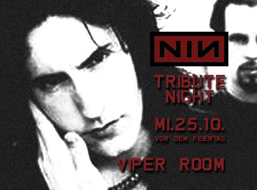 NINE INCH NAILS TRIBUTE NIGHT