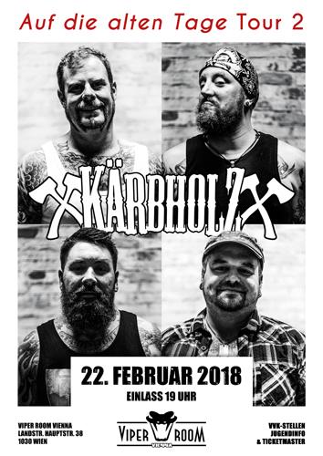 Live: KÄRBHOLZ, NEUROTOX