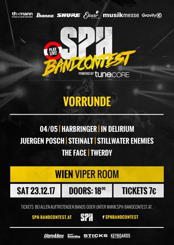Live: SPH - Bandcontest: Vorrunde
