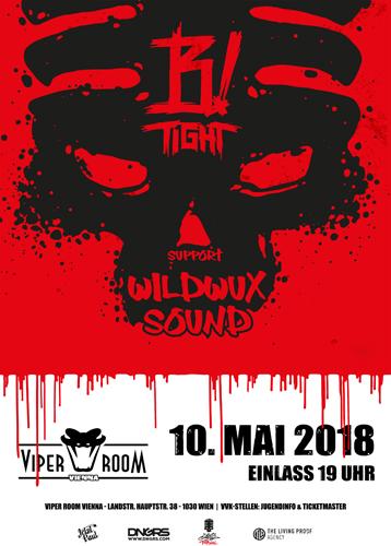 Live: B-TIGHT, WILDWUX SOUND