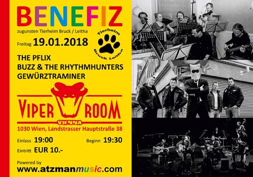 Live: BENEFIZKONZERT