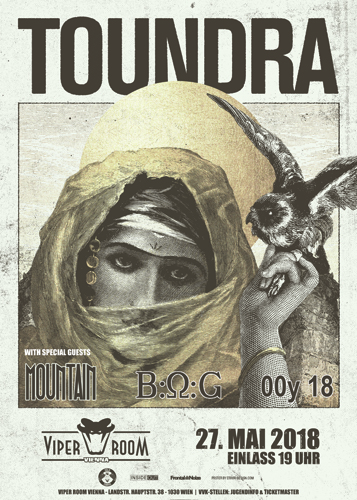Live: TOUNDRA, BOG, 00y 18