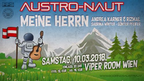 Live: AUSTRO-NAUT 3.0