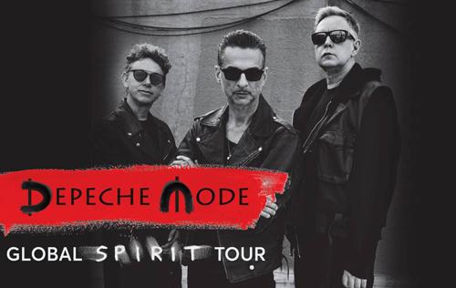 Depeche Mode - Global Spirit Tour - Warm Up
