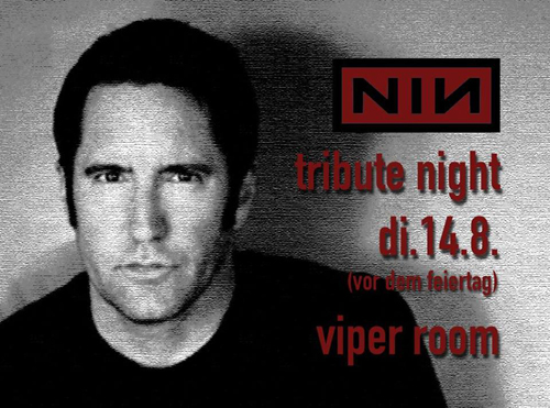 NINE INCH NAILS - TRIBUTE NIGHT