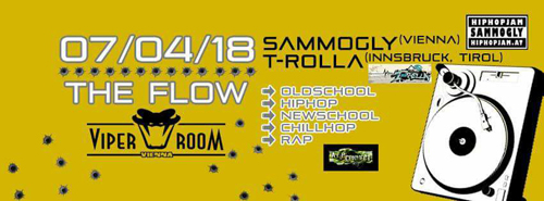 Live: THE FLOW - T-ROLLA, SAMMOGLY