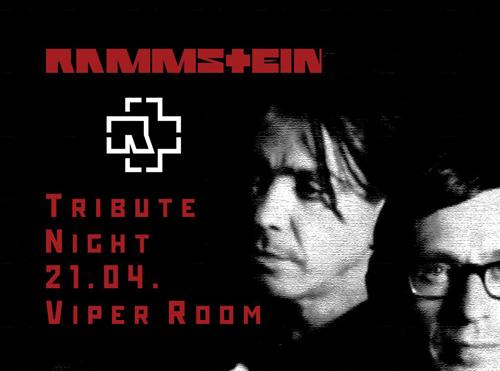 RAMMSTEIN - TRIBUTE NIGHT