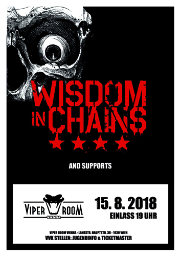 Live: WISDOM IN CHAINS, LOWLIFE