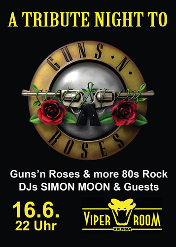 A Tribute Night To GUNS N' ROSES