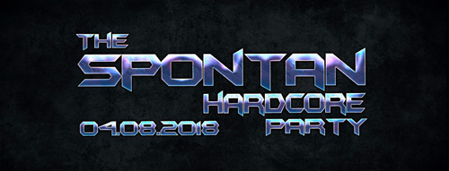 THE SPONTAN HARDCORE PARTY