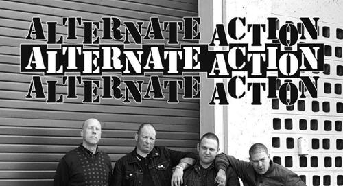 Live: ALTERNATE ACTION, DEALER'S CHOICE