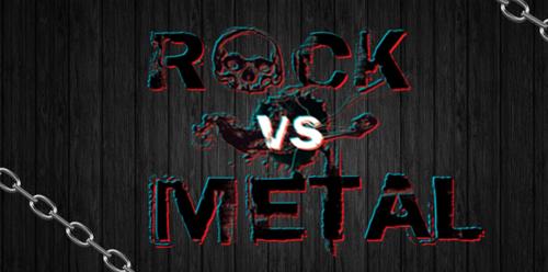 Live: ROCK vs METAL NIGHT #1