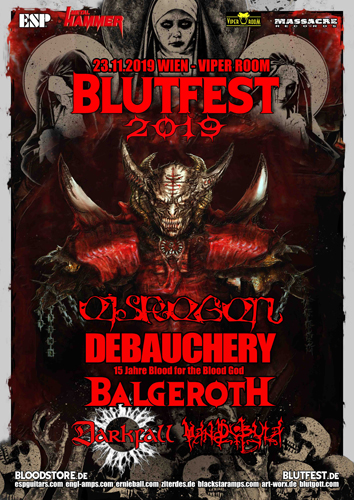 Live: BLUTFEST 2019