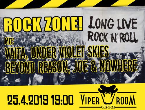 Live: ROCK ZONE!