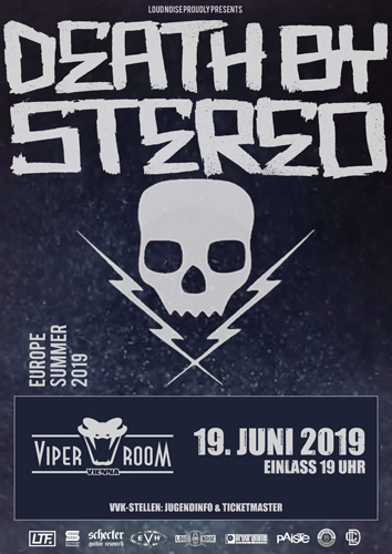 Live: DEATH BY STEREO, HOPE TILL DECEMBER