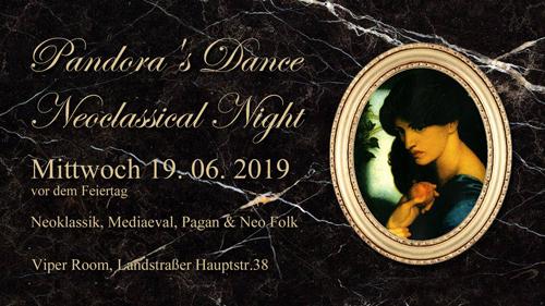 PANDORA'S DANCE