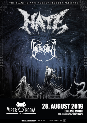 Live: HATE, BEHEADED, IRDORATH