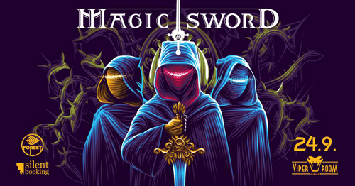 Live: MAGIC SWORD and Support