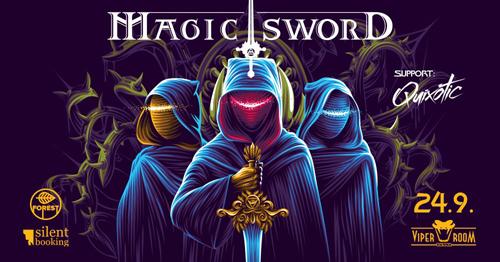 Live: MAGIC SWORD, QUIXOTIC