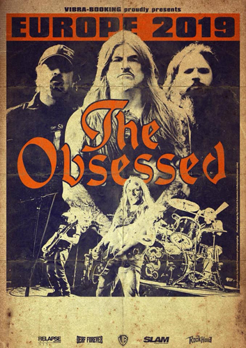 Live: THE OBSESSED