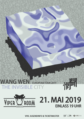 Live: WANG WEN, STROBL, GREY SKIES AHEAD