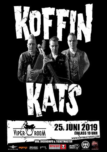 Live: KOFFIN KATS