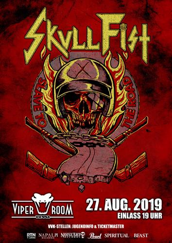 Live: SKULL FIST