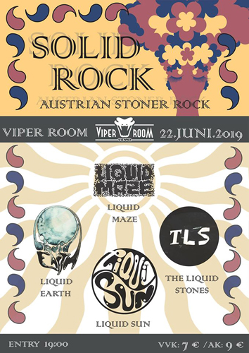 Live: SOLID ROCK