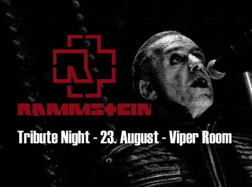 RAMMSTEIN - TRIBUTE NIGHT