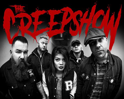 Live: THE CREEPSHOW, GALLOWS BOUND