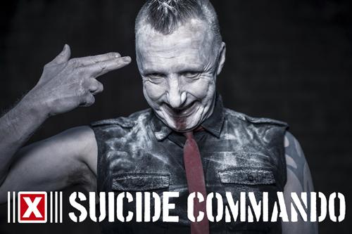 Live: SUICIDE COMMANDO