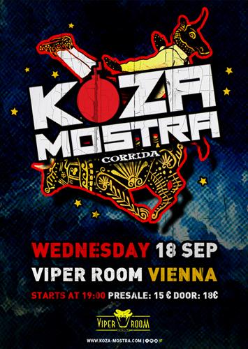 Live: KOZA MOSTRA