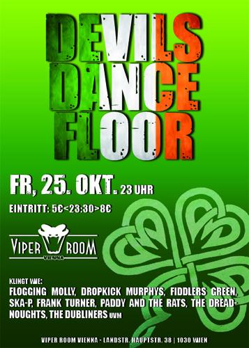 DEVIL'S DANCE FLOOR