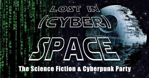 LOST IN (CYBER) SPACE