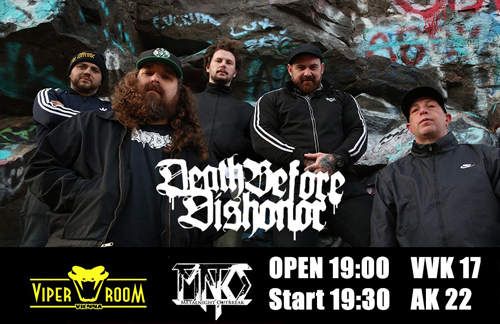 Live: DEATH BEFORE DISHONOR, PERFECT SKY, THROWBACK and more