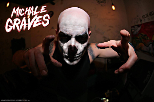 Live: MICHALE GRAVES and Supports