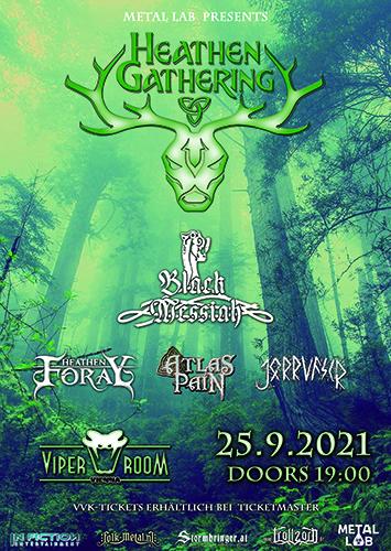 Live: HEATHEN GATHERING - Folk & Pagan Metal Festival