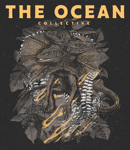 Live: THE OCEAN, PG.LOST, HYPNO5E, SVALBARD