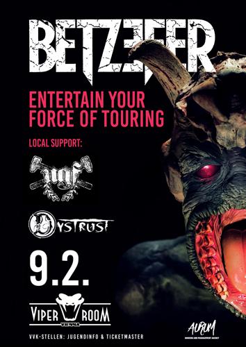Live: BETZEFER, UGF, DYSTRUST