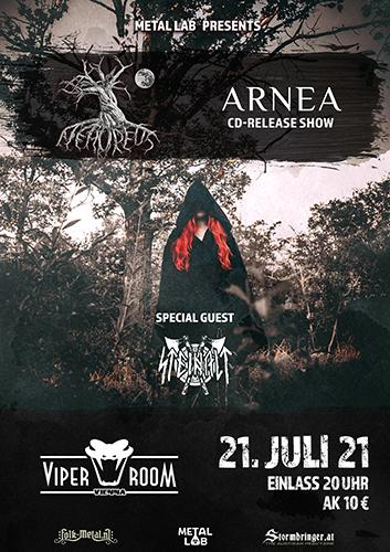 "Live: NEMOREUS ""ARNEA"" CD Release Show"