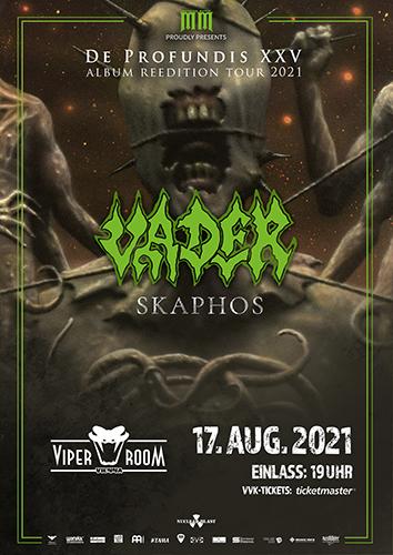 Live: VADER, SKAPHOS