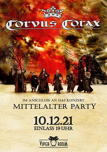 Live: CORVUS CORAX & Guests