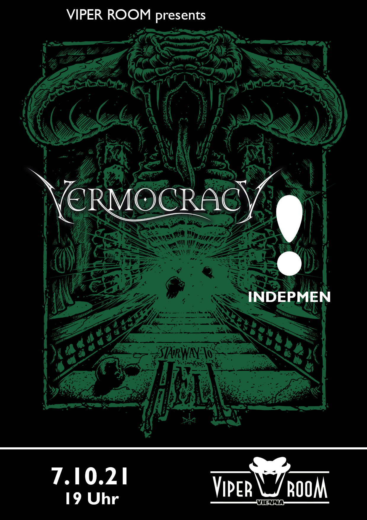 Live: VERMOCRACY, INDEPMEN