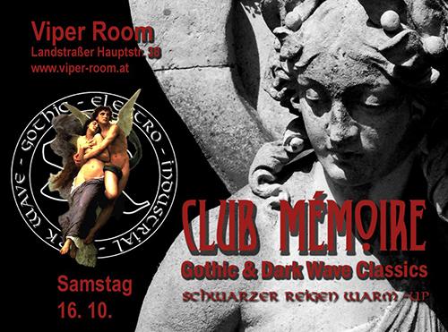 CLUB MEMOIRE - Schwarzer Reigen Warum-Up